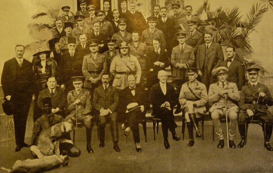 Cairo_Conference_1921