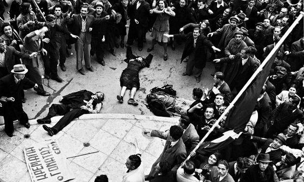 Athens massacre, 1944