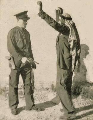 British Army Palestine