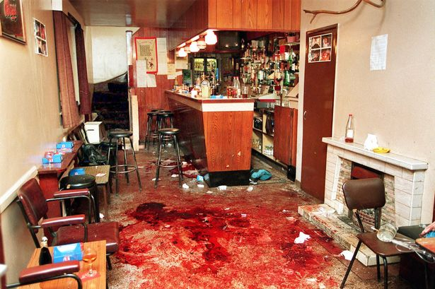Loughinisland massacre, 1995