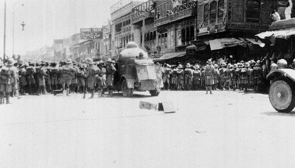 Qissa Khwani Bazaar massacre, 1930